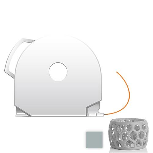 CubePro Cartridge PLA - Industrial Grey