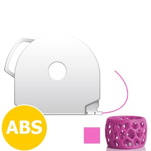 CubePro Cartridge ABS - Magenta