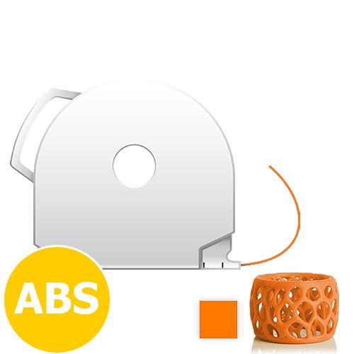 CubePro Cartridge ABS - Neon Orange