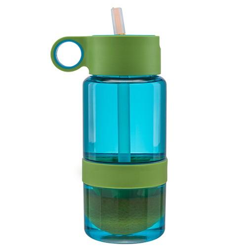 Botol Pemeras Jeruk Portabel Zinger Kid - Green