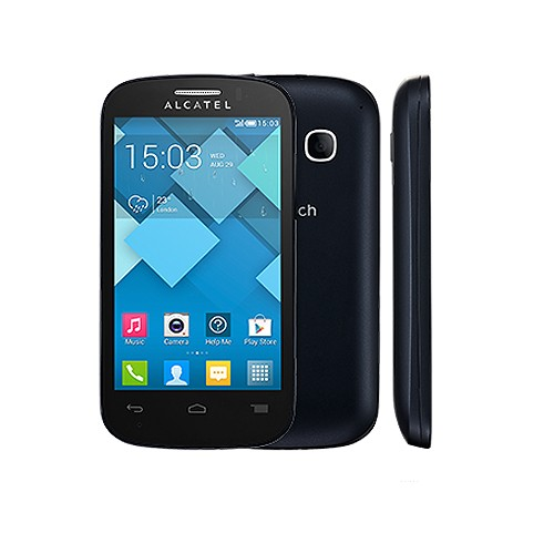 Alcatel One Touch POP C3 Bluish Black