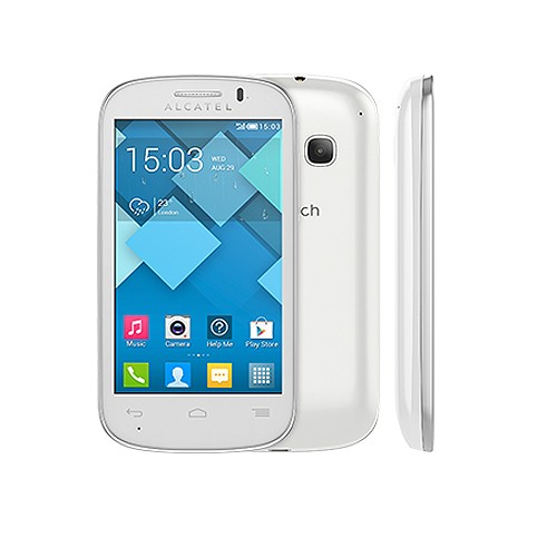 Alcatel One Touch POP C3 Pure White