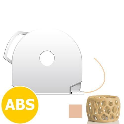 CubePro Cartridge ABS - Tan