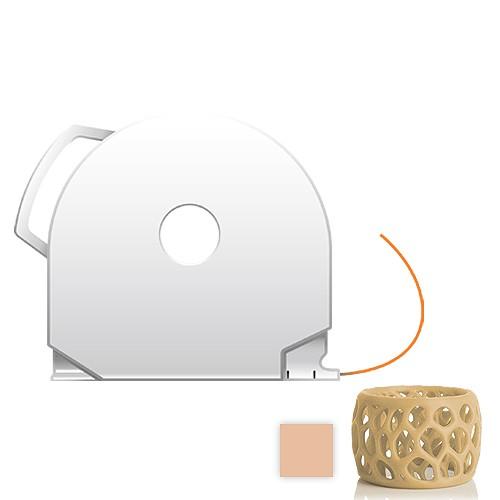 CubePro Cartridge PLA - Tan