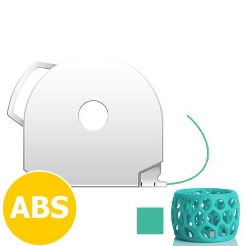 CubePro Cartridge ABS - Teal