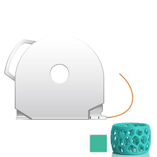 CubePro Cartridge PLA - Teal