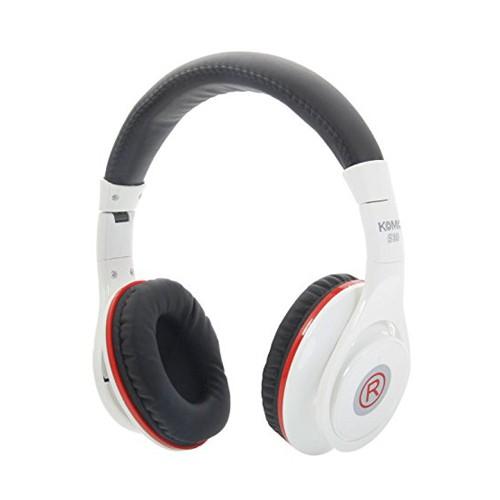 KOMC Over-Ear Headphone  S10 - White