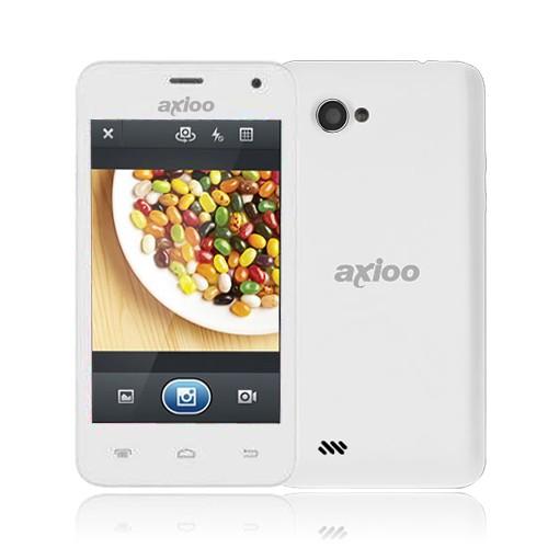Axioo Picophone 4 GDF White
