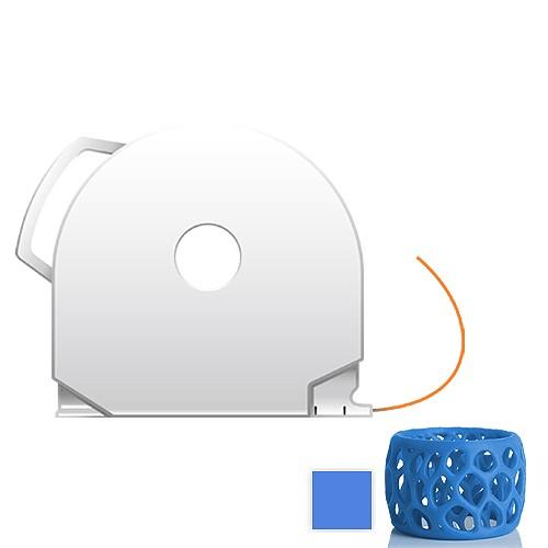 CubePro Cartridge PLA - Blue