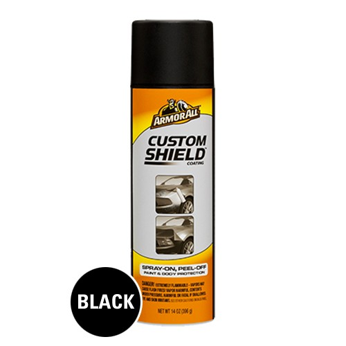 Armorall Custom Shield Spray 396gr - Black