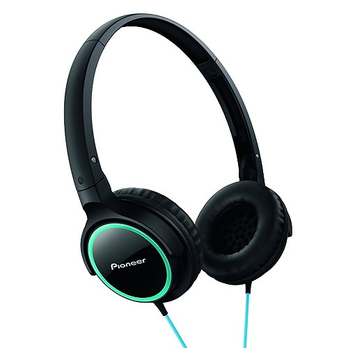 Pioneer Headphone SE MJ512 GK- Black/Green