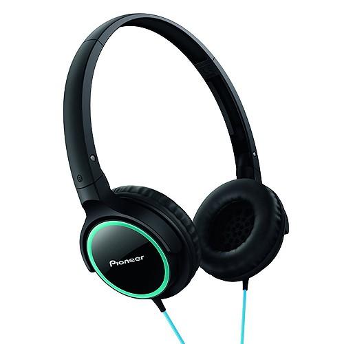 Pioneer Headphone SE MJ512 GK- Black/Green