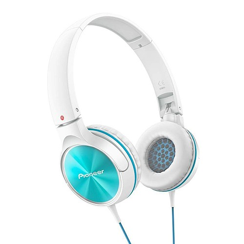Pioneer On-ear Headphone SE MJ522 G - Green