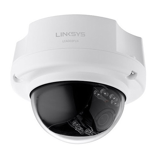 Linksys LCAD03FLN-AP Indoor Night Vision Dome Camera