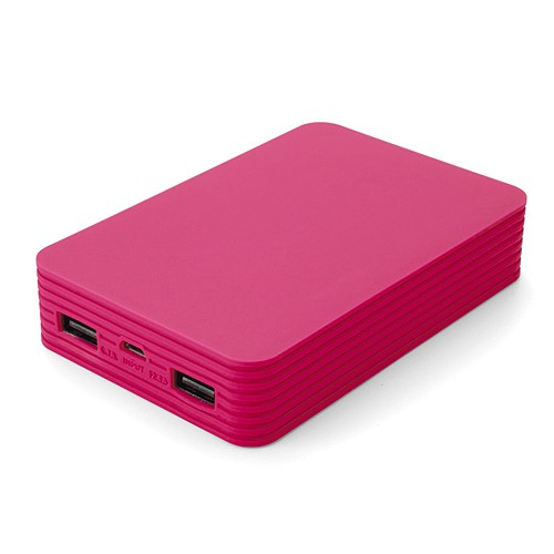 YE!! Power Bank Energy Pack BPR88 8800 mAh - Pink