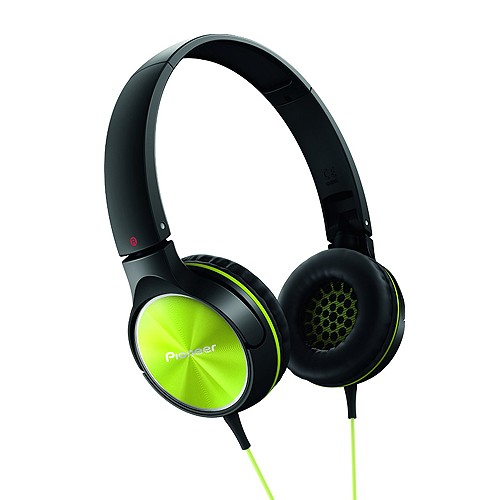 Pioneer Headphone SE MJ522 Y - Lime