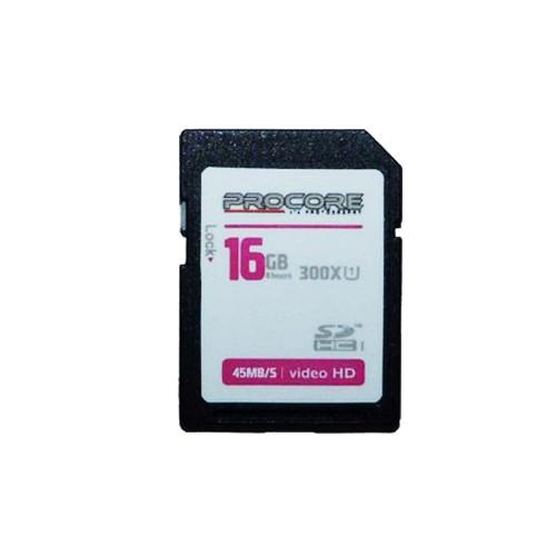 Procore Memory Card SDHC Pro 300X - 16GB
