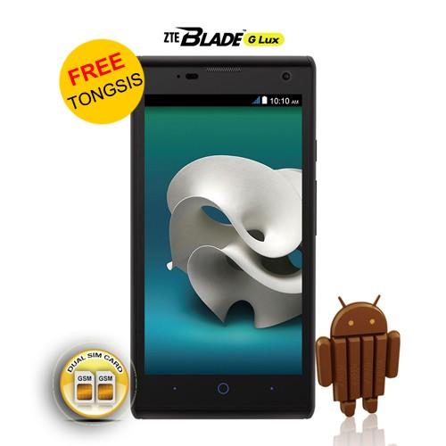 ZTE Blade G Lux Black