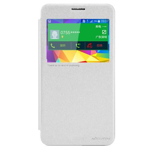 Nillkin Sparkle for Samsung Galaxy Mega 2 - White