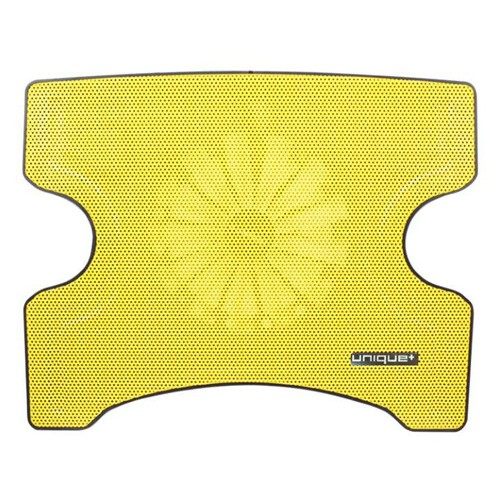 Kipas Pendingin Laptop Storm - Yellow