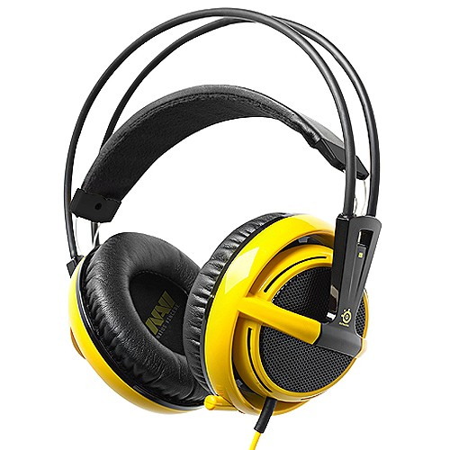SteelSeries Full-size Headset Siberia  V2 (NAVI EDITION)