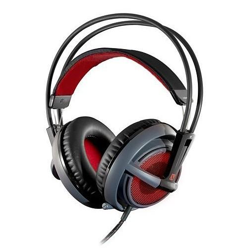 SteelSeries Full-Size Headset Siberia  V2 USB ( Dota2 Edition )