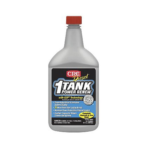 CRC 1-Tank Power Renew for Diesel 05815 - 32oz