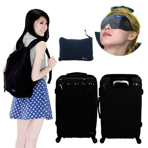 Travel Set Eksklusif 10 in 1 - Black
