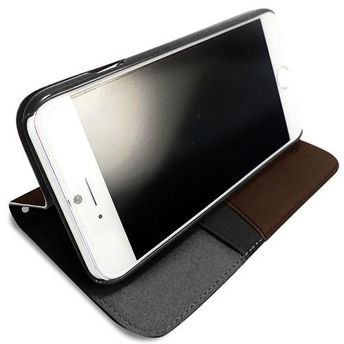 Aprolink Origami Folio for iPhone 6 plus -  Black