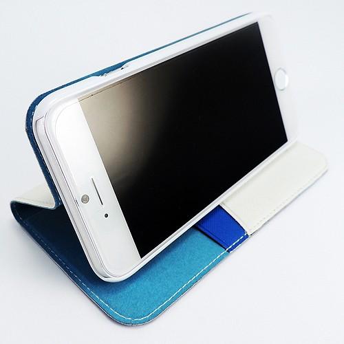 Aprolink Origami Folio for iPhone 6 - Blue