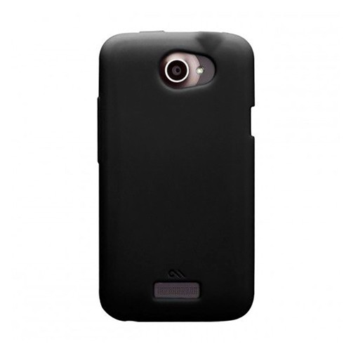 Case-Mate BB for HTC One X/XL Emerge Smooth - Black
