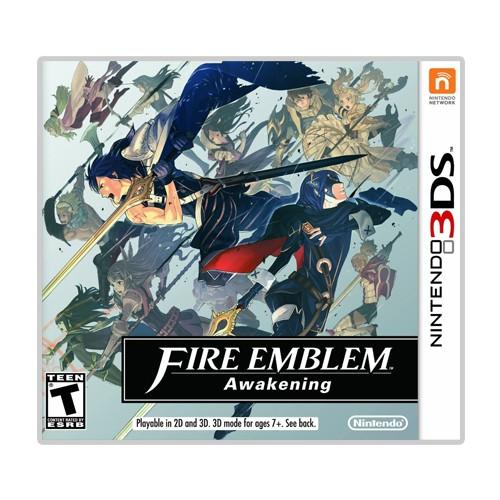 Fire Emblem : Awakening For Nintendo 3DS