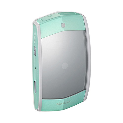 Casio Exilim Camera Kawaii Selfie   EX-MR 1GN - Green