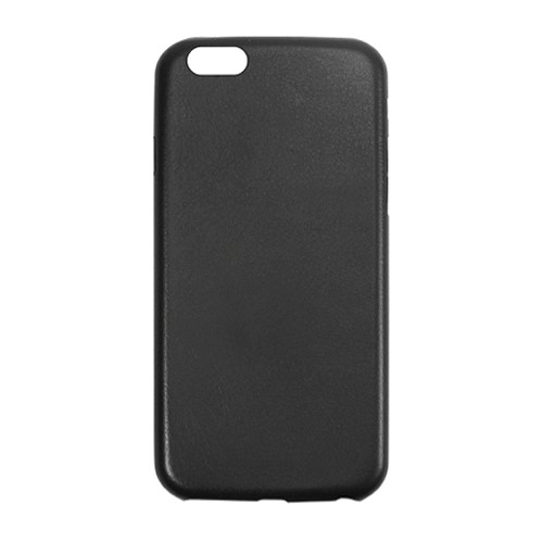 Aprolink Ultimate-Thin Leather Back Cover for iPhone 6 Plus - Grey