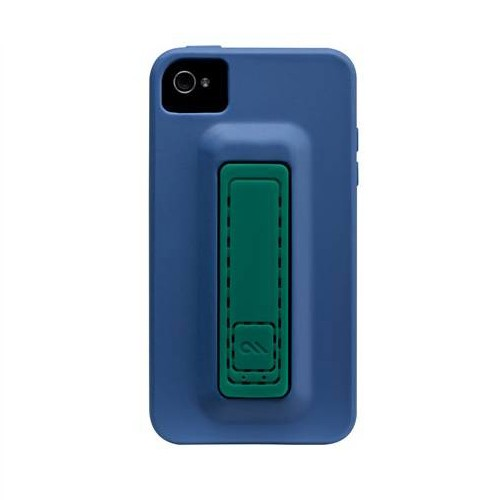 Case-Mate Case Snap for iPhone 4/4S - Marine/Emerald