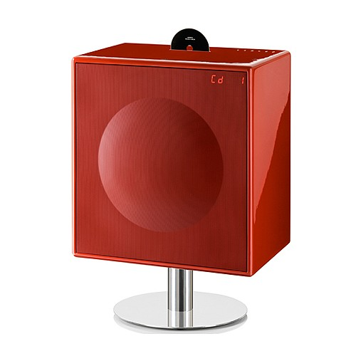Geneva Sound System Model XL Wireless - Red