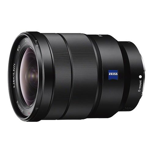 Sony Lensa FE 16-35mm F4 SEL1635Z Vario-Tessar T* FE ZA OSS - Black