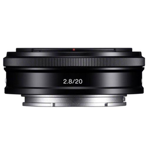 Lensa Sony E 20mm F2.8 MFD