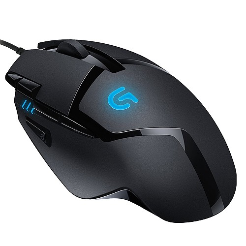Logitech Mouse Gaming Hyperion Fury FPS - G402