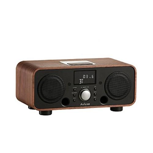 Auluxe Bluetooth Speaker New Breeze AW3021 - Walnut/Black