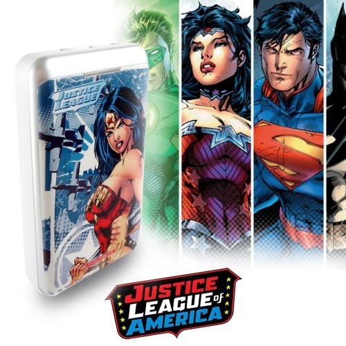 Probox Power Bank 7800 mAh Justice League Edition - Wonder Woman