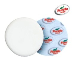 Turtle Wax - Detailing Foam Pad White Cutting - TW-75645
