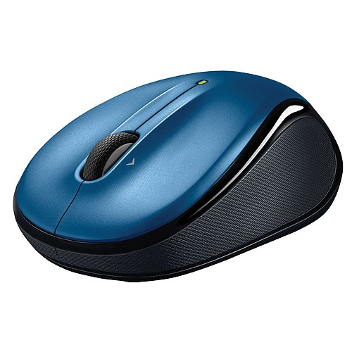 Logitech Mouse Wireless M325 - Peacock Blue