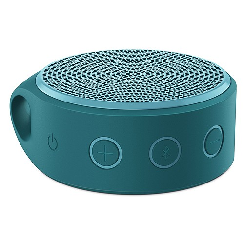 Logitech Speaker Mobile Wireless X100 - Cyan /Green Grill
