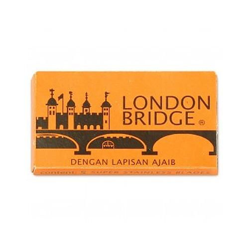 Gillette London Bridge Blade Stainless -5sx20x50
