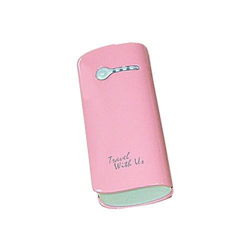 harga Candy Powerbank 5600mAh - Pink Dinomarket.com