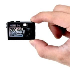 Mini DV Super Mini Camera -