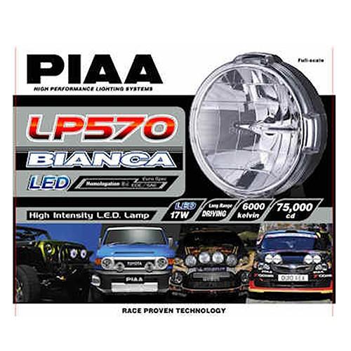 PIAA Lampu Mobil LED Lamp LP570 - DK575BWG