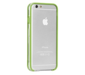 Case-Mate for iPhone 6 Tough Frame Clear Lime