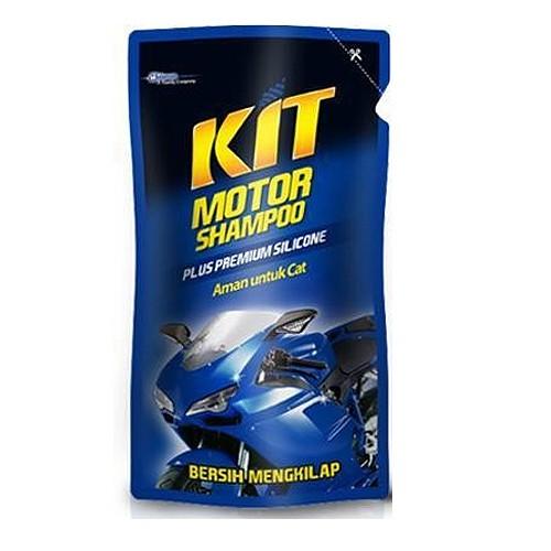 KIT Motor Shampoo Pouch - 200 ml